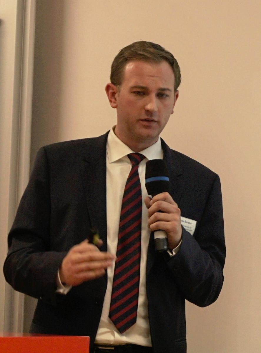 Peter Berson, Ostfalia Hochschule